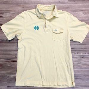 Vineyard Vines Notre Dame Polo Shirt